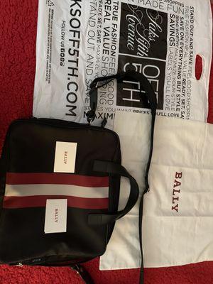 Bally messenger bag for Sale in Renton, WA