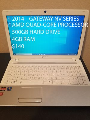 2014 Gateway Windows 10 laptop for Sale in Arvada, CO