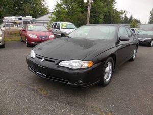 2005 Chevrolet Monte Carlo for Sale in Everett, WA