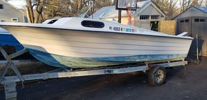 18 ft boat for Sale in Somerset, MA