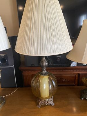 Vintage accurate casting lamp for Sale in O'Fallon, MO