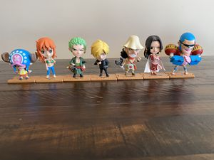 One Piece 7 figures for Sale in Centreville, VA
