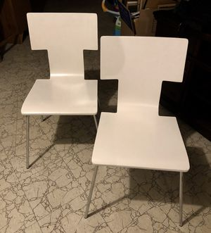 Chairs PENDING PICK UP for Sale in Skokie, IL