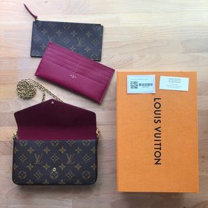 LV M61276 POCHETTE FELICIE - Louis Vuitton Wallet Bag for Sale in Tomball, TX