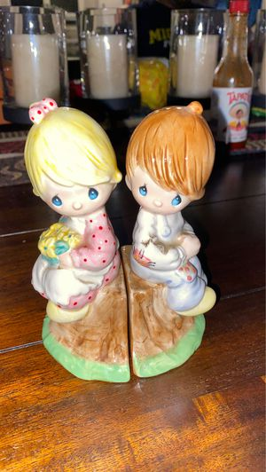 Salt and Pepper Precious Moments for Sale in Fresno, CA