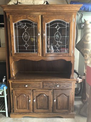 Formal Dining Hutch with Buffet for Sale in Menifee, CA