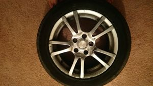 American racing 16 inch rims with tires for Sale in Rockville, MD
