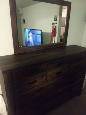 Cherry wood bedroom set for Sale in Westminster, CO