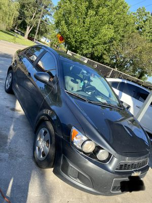 2016 Chevy sonic, 70k miles, only one previous owner. for Sale in Houston, TX