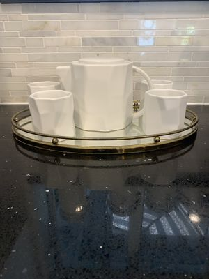 Teavana teapot modern for Sale in North Miami, FL