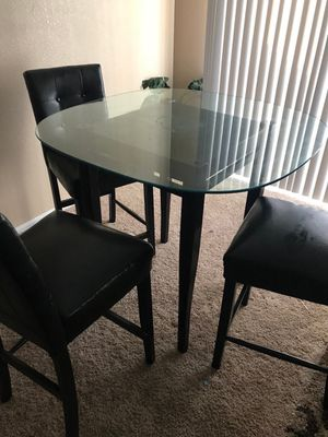 High top dining table for Sale in Denver, CO