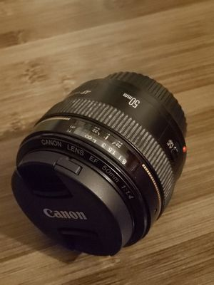 🌟Canon EF 50mm f/1.4 USM for Sale in Auburn, GA