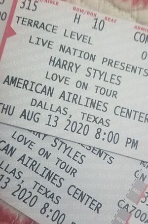 Harry Styles Tickets for Sale in Keller, TX