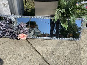 Customize Mirror 50x13 for Sale in East Providence, RI