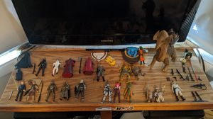 Big Collection of Star Wars Action Figures & Accessories for Sale in Portland, OR