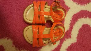 Toddler 4 sandals for Sale in York, PA