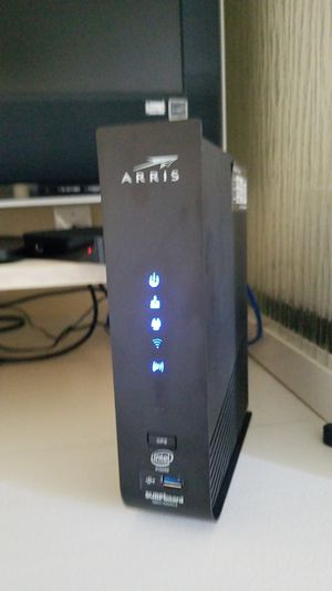 Arris Sbg740ac2 surfboard wifi router for Sale in Washington, IL