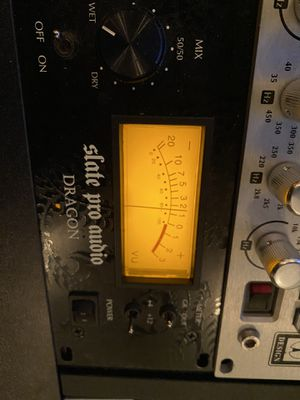 Slate Pro Audio- Dragon Compressor for Sale in Seattle, WA