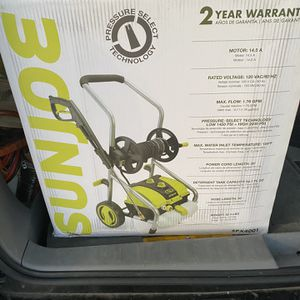SUNJOE pressure washer 2030 Psi for Sale in Queens, NY