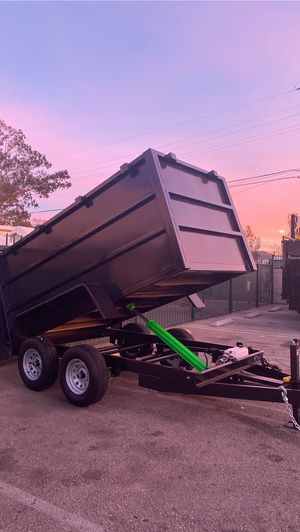 5x10x3 DUMP TRAILER for Sale in Tempe, AZ