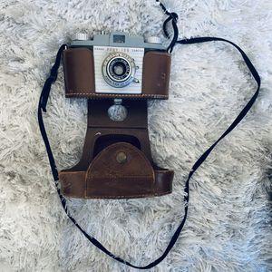 Vintage Kodak Pony 135 Film Camera w/Case for Sale in Glendale, CA