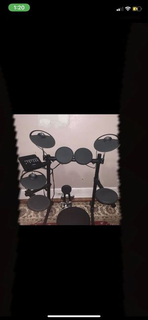 Yamaha DTX Electronic drum set for sale. for Sale in Hamilton Township, NJ