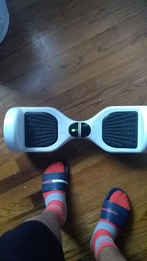 White Hoverboard for Sale in Columbus, OH