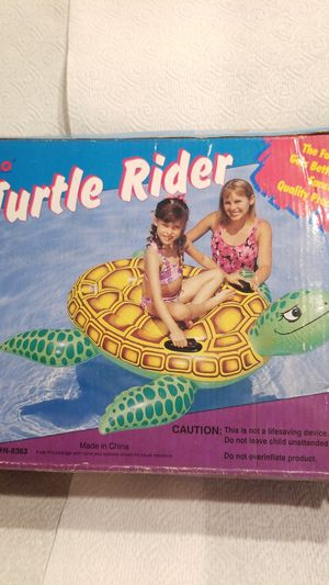Turtle Flotation Raft for Sale in Silver Spring, PA