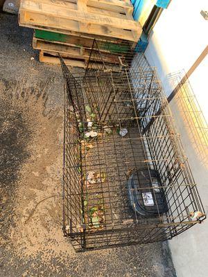 2 Dog Kennels, Cages for Sale in Redlands, CA