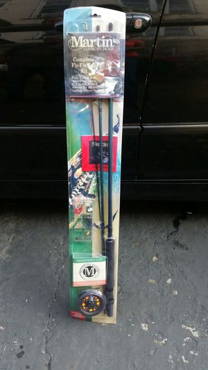 Fishing rod for fly fishing for Sale in Bronx, NY