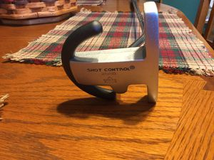 This is a brand new - Delta-Shot-Control- 2000-GOLF-PUTTER-STEEL- Right-hand-New for Sale in Joliet, IL