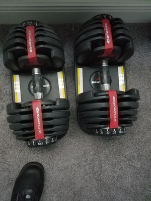 BOWFLEX SELECTTECH 552 DUMBBELLS for Sale in Miami, FL