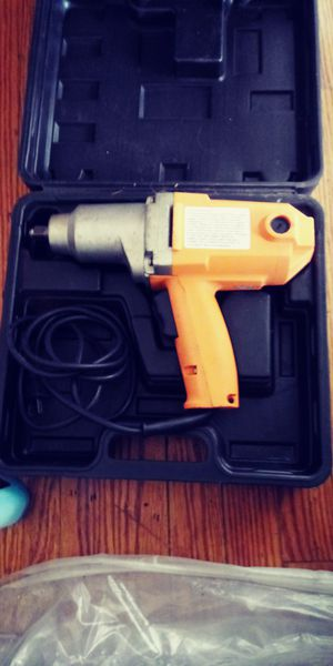 Chicago Electric Impact Wrench for Sale in Knoxville, TN