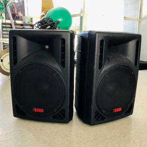 Adkin pro audio speakers for Sale in Hayward, CA