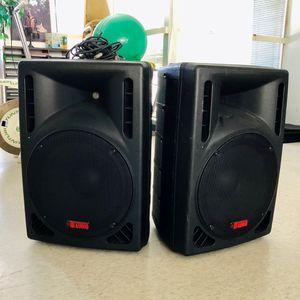 Adkin pro audio speakers for Sale in Hayward, CA