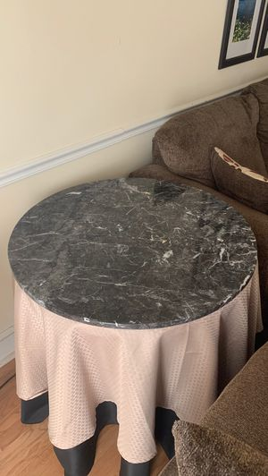 Real Italian Marble Table Top for Sale in Fairfax Station, VA