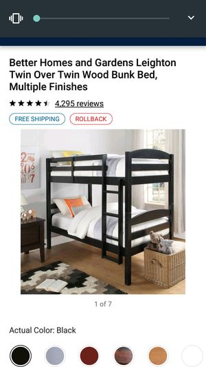Bunk bed turns into 2 twin beds for Sale in Haines City, FL
