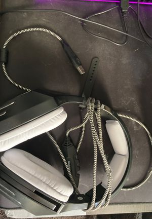 SADES Gaming Headphones with USB cord for Sale in Winton, CA
