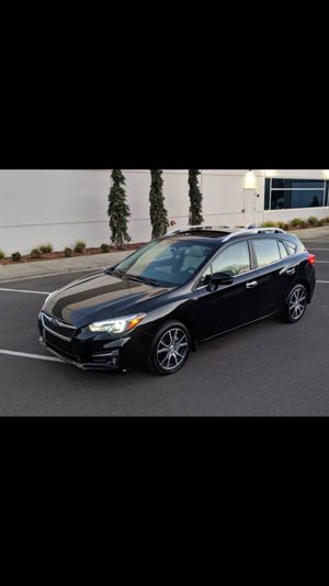 2018 Subaru Impreza Limited 347 miles Leather sunroof automatic for Sale in Portland, OR