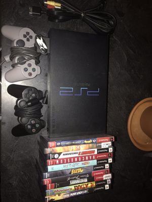 PlayStation 2 ps2 for Sale in Elgin, IL