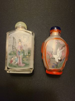 Chinese snuff bottles for Sale in Fairfield, CT