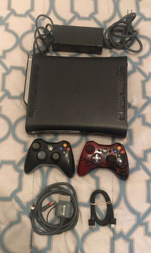 Xbox 360 Black 120GB Used like New for Sale, used for sale  Oakland Park, FL