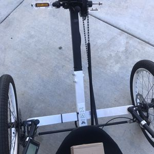 Electric Recumbent Bike for Sale in Lake Elsinore, CA