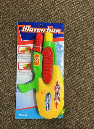 WATER GUN. $ 5 for Sale in Gilbert, AZ