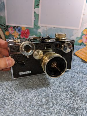 Vintage Argus camera takes excellent pictures for Sale in Pasadena, TX