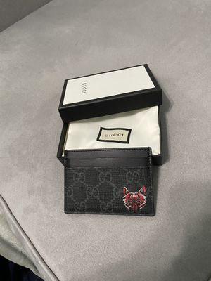 Gucci cardholder for Sale in San Antonio, TX