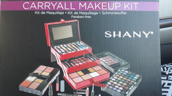 Shany carryall makup kit