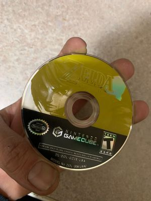 Mint Zelda twilight princess disc only for Sale in Hacienda Heights, CA