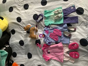 American girl doll spring clothes for Sale in CANAL WNCHSTR, OH