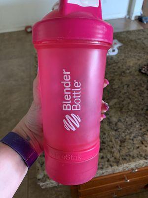Blender bottle prostak for Sale in Phoenix, AZ